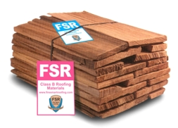 FSR Treated Shingles